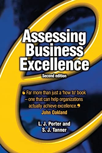 9780750655170: Assessing Business Excellence, Second Edition