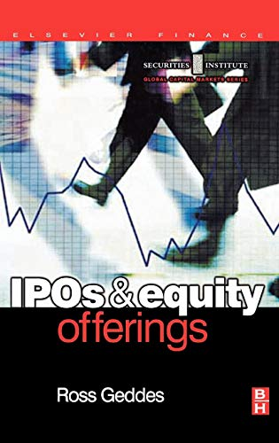 9780750655385: IPOs and Equity Offerings (Securities Institute Global Capital Markets)