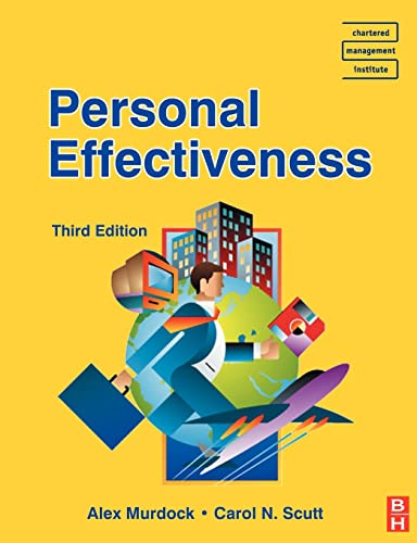 9780750656221: Personal Effectiveness, Third Edition (CMI Diploma in Management Series)