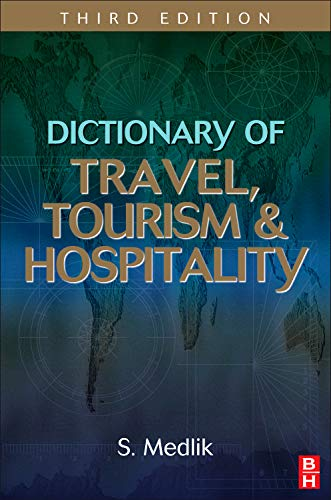 9780750656504: Dictionary of Travel, Tourism and Hospitality