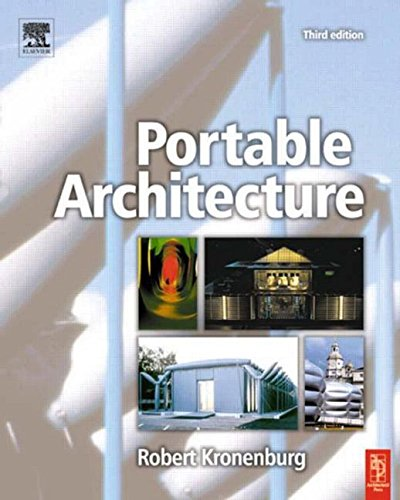 9780750656535: Portable Architecture, Third Edition