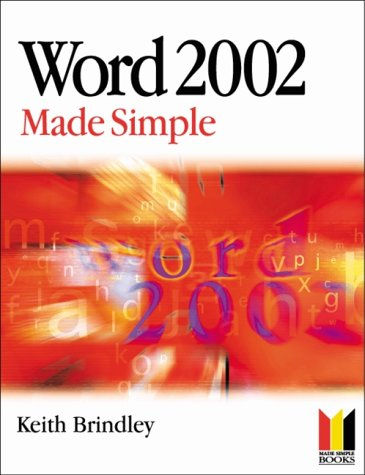 9780750656900: Word 2002 Made Simple (Made Simple Computer Series)