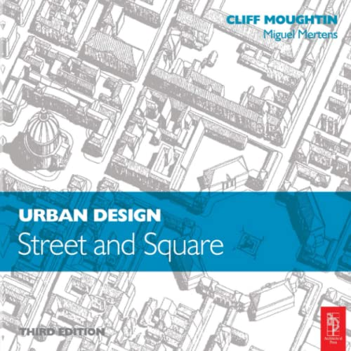 9780750657174: Urban Design: Street and Square