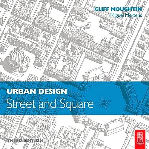 9780750657174: Urban Design: Street and Square