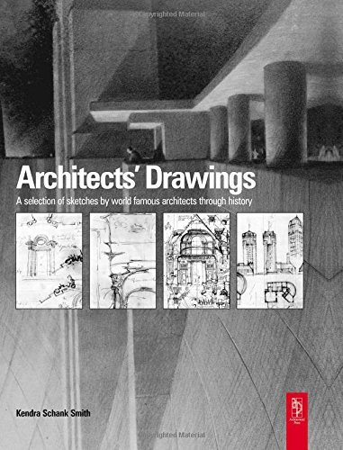 9780750657198: Architect's Drawings: A selection of sketches by world famous architects through history