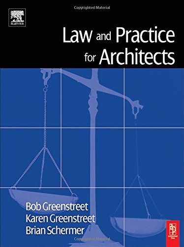 9780750657297: Law and Practice for Architects