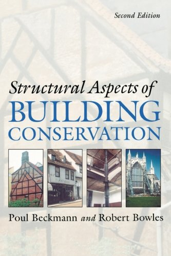 9780750657334: Structural Aspects of Building Conservation