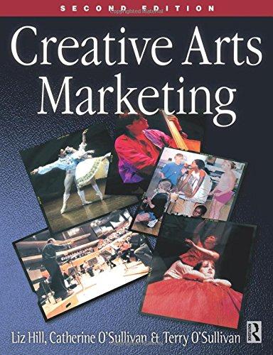 9780750657372: Creative Arts Marketing