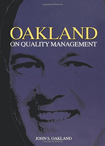 9780750657419: Oakland on Quality Management