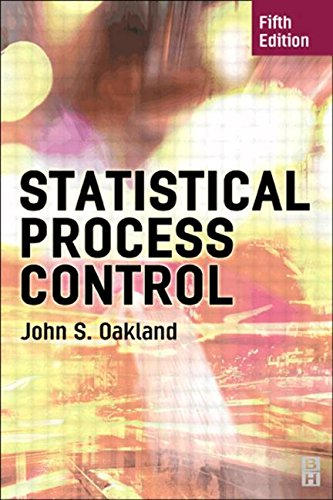 9780750657662: Statistical Process Control, Fifth Edition