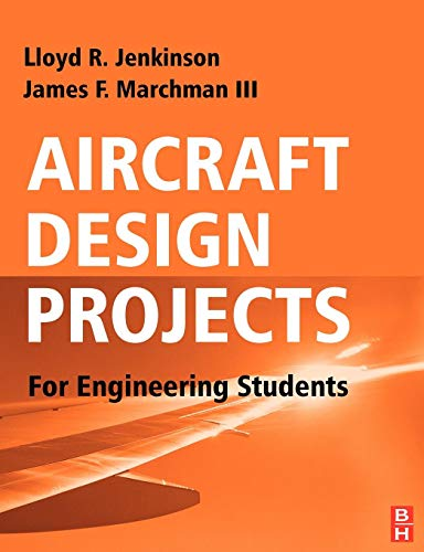9780750657723: Aircraft Design Projects: For Engineering Students