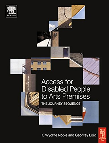 9780750657792: Access for Disabled People to Arts Premises: The Journey Sequence