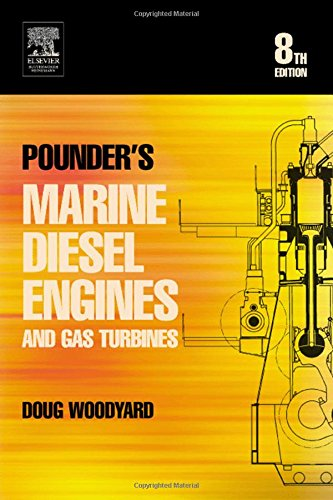 9780750658461: Pounder's Marine Diesel Engines and Gas Turbines