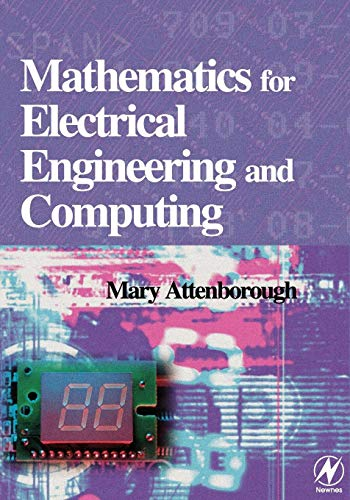 9780750658553: Mathematics for Electrical Engineering and Computing
