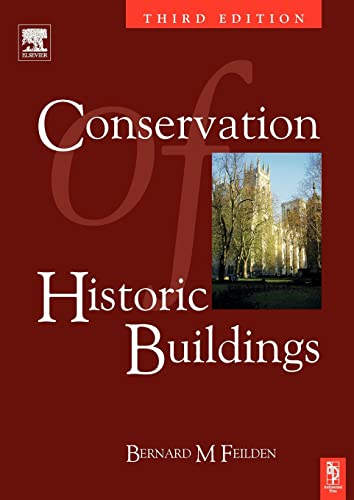 9780750658638: Conservation of Historic Buildings