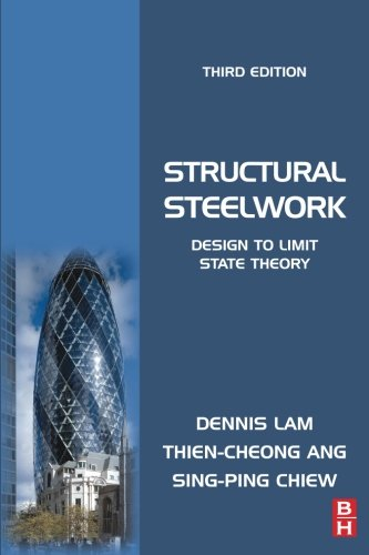 9780750659123: Structural Steelwork: Design to Limit State Theory, Third Edition