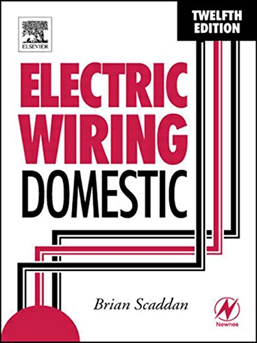9780750659154: Electric Wiring: Domestic, Twelfth Edition