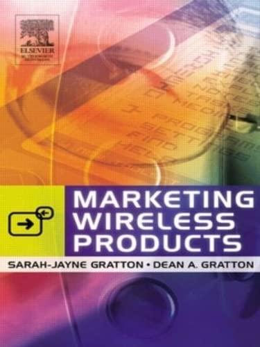 9780750659369: Marketing Wireless Products