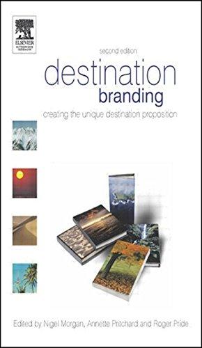 9780750659697: Destination Branding, Second Edition: Creating the unique destination proposition