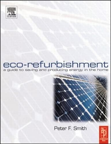 9780750659734: Eco-Refurbishment