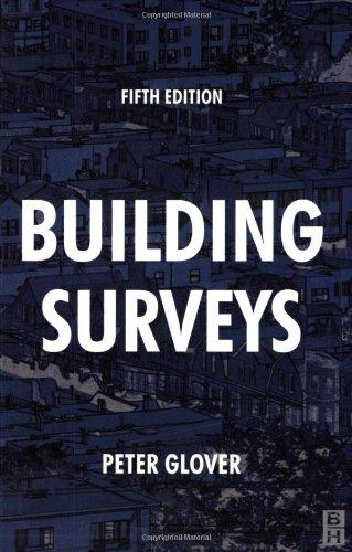 9780750659758: Building Surveys, Fifth Edition