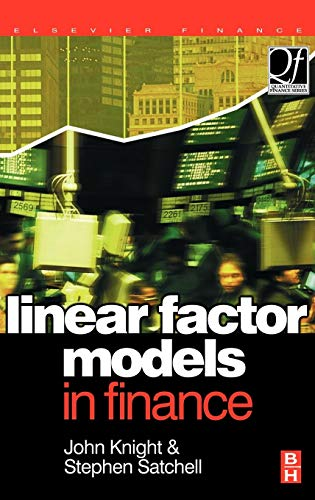 9780750660068: Linear Factor Models in Finance (Quantitative Finance)