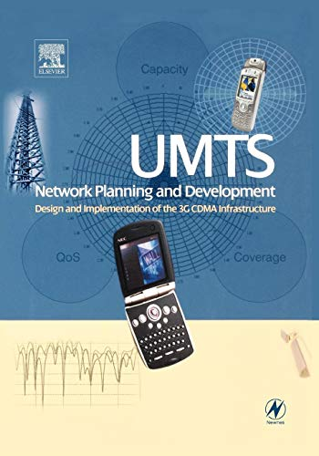 9780750660822: UMTS Network Planning and Development: Design and Implementation of the 3G CDMA Infrastructure
