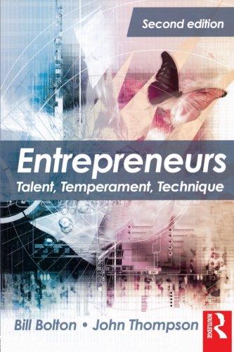 9780750661287: Entrepreneurs