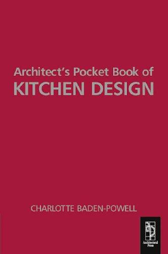 9780750661324: Architect's Pocket Book of Kitchen Design (Routledge Pocket Books)