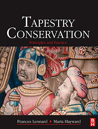 9780750661843: Tapestry Conservation: Principles and Practice