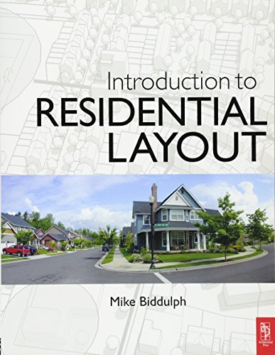 9780750662055: Introduction to Residential Layout