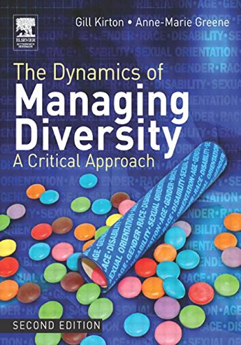 The Dynamics of Managing Diversity: Anne-Marie Greene; Gill