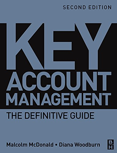 9780750662468: Key Account Management: The Definitive Guide
