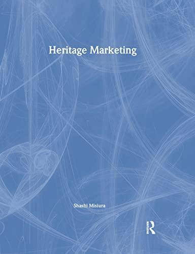 9780750663182: Heritage Marketing