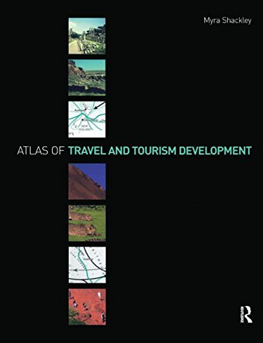 9780750663489: Atlas of Travel and Tourism Development