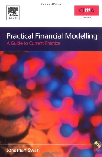 9780750663564: Practical Financial Modelling: A Guide to Current Practice (CIMA Professional Handbook)