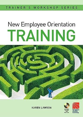 9780750663649: Trainer's Workshop Series Bundle: New Employee Orientation Training (Pergamon Flexible Learning Trainer's Workshop Series)