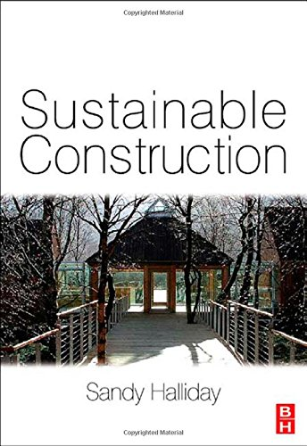 9780750663946: Sustainable Construction