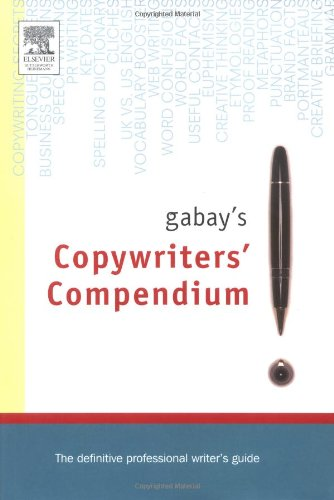 9780750664028: Gabay's Copywriters' Compendium: The Definitive Professional Writer's Guide