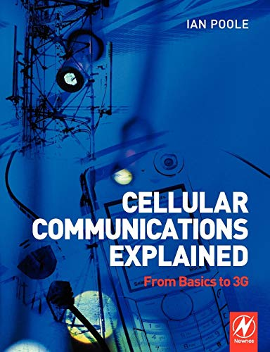 9780750664356: Cellular Communications Explained: From Basics to 3G