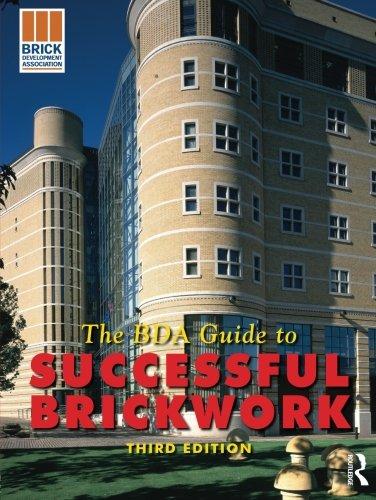 9780750664691: BDA Guide to Successful Brickwork, Third Edition