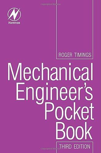 9780750665087: Mechanical Engineer's Pocket Book (Newnes Pocket Books)