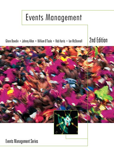 9780750665339: Events Management