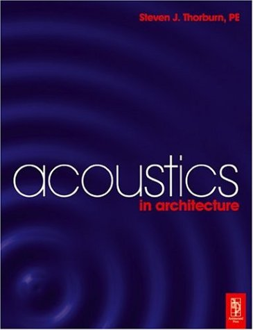 9780750665438: Acoustics in Architecture