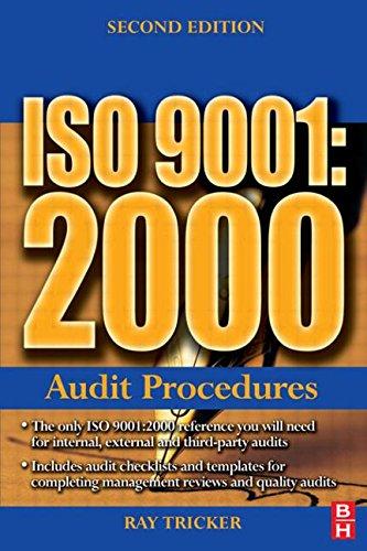 9780750666152: ISO 9001:2000 Audit Procedures