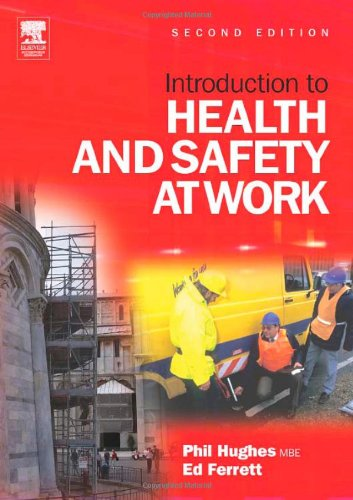 9780750666237: Introduction to Health and Safety at Work, Second Edition: The handbook for students on NEBOSH and other introductory H&S courses