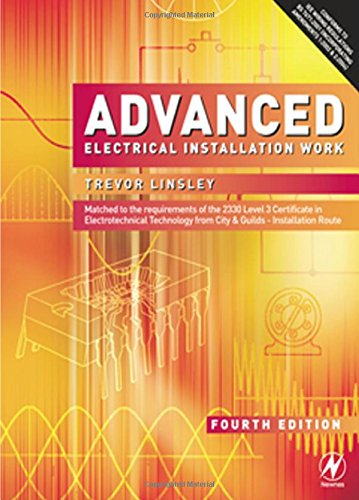 9780750666268: Advanced Electrical Installation Work