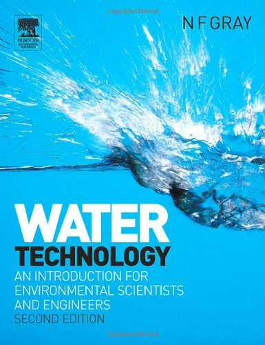 9780750666336: Water Technology, Second Edition: An Introduction for Environmental Scientists and Engineers