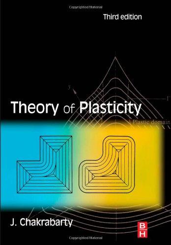9780750666381: Theory of Plasticity, Third Edition