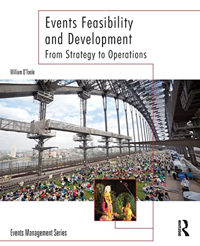 Events Feasibility and Development: O'Toole, William